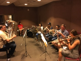Brass Section Encounters with LPO Principal Tuba Section