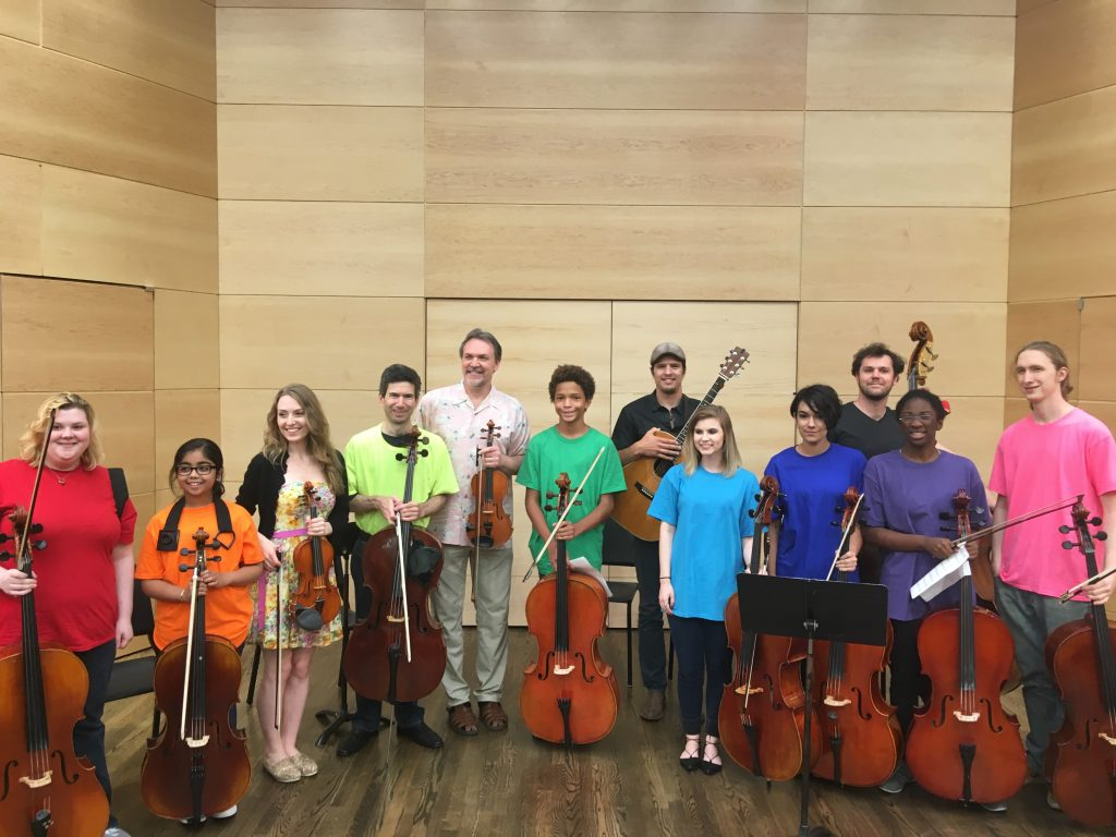 Cello Ensemble Group