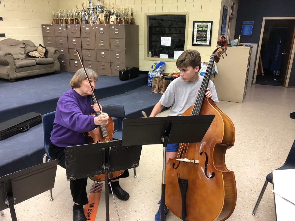Northshore Philharmonic with Cellist