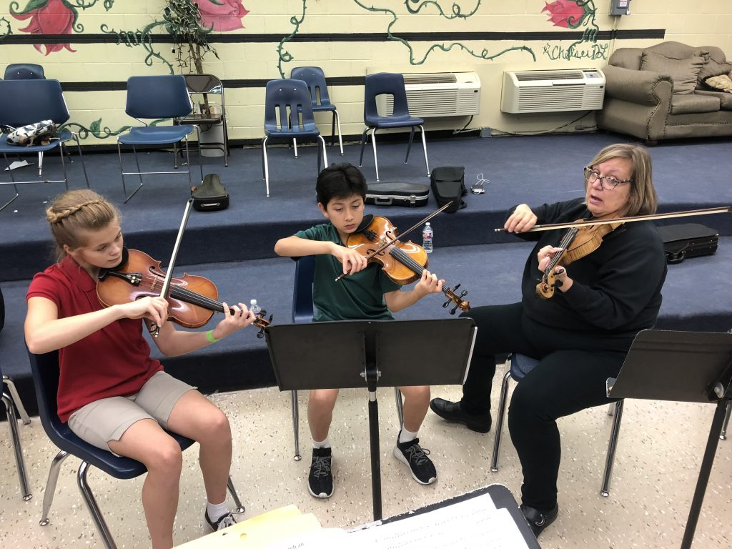 Northshore Philharmonic with Violinist