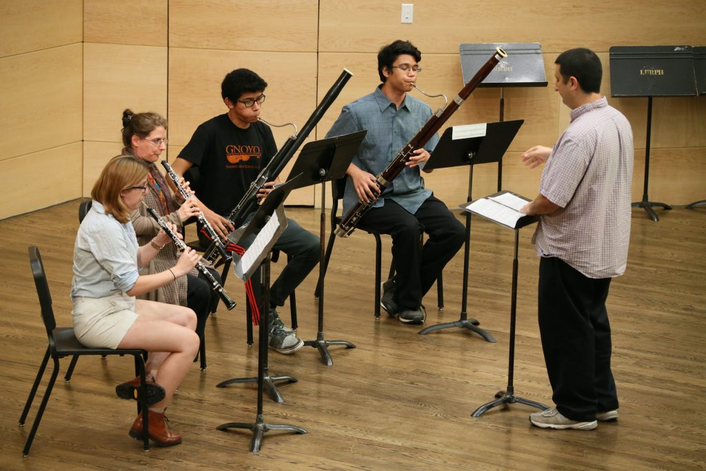 Woodwind Chamber Ensemble Performance